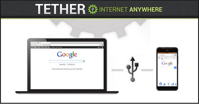 How to Share a PC Internet Connection WIth an Android Device via USB