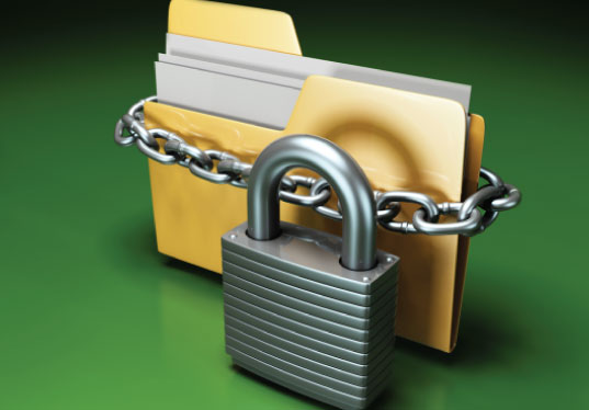how to open files which are locked using bitlocker