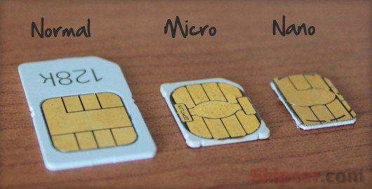 how to use your old sim card in iphone 5