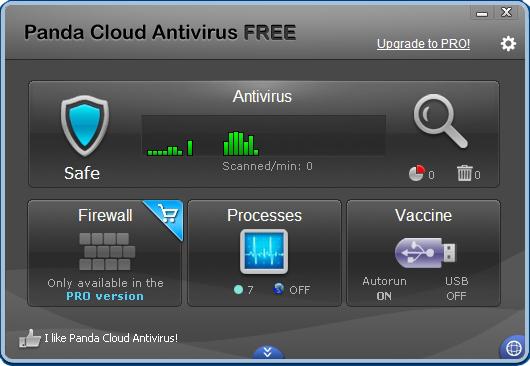 panda antivirus gratis windows 8