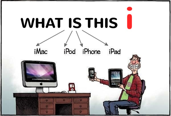 what does i in iphone mean what does the i in imac ipod and iphone actually 19536