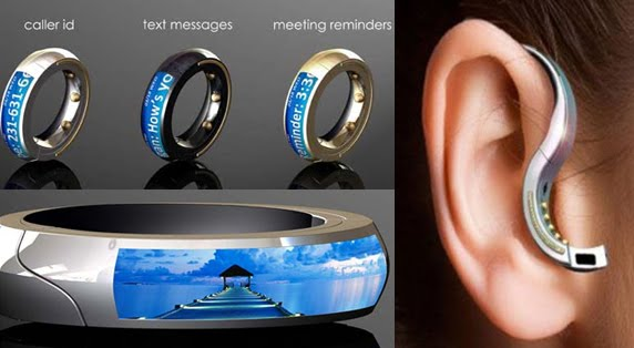 ORB - The Mobile Headset In A Ring