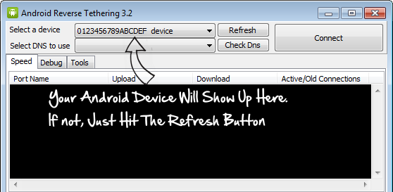 How to Share a PC Internet Connection WIth an Android Device