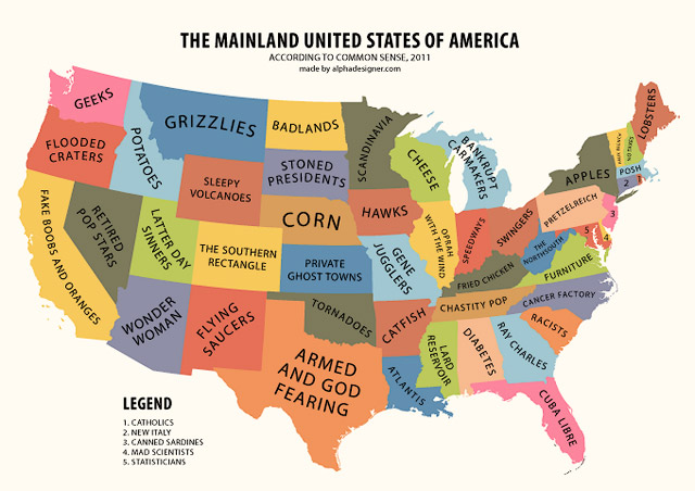 How people see the world for How to get free land in usa