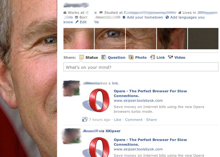 how to make your profile picutres on facebook private